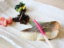 焼き魚は、2種類ご用意 毎日種類が変わります